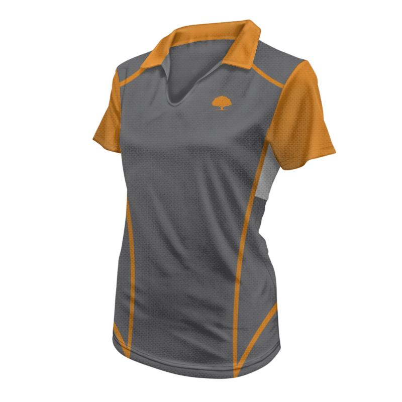 Ladies Custom Athletics Polo 007