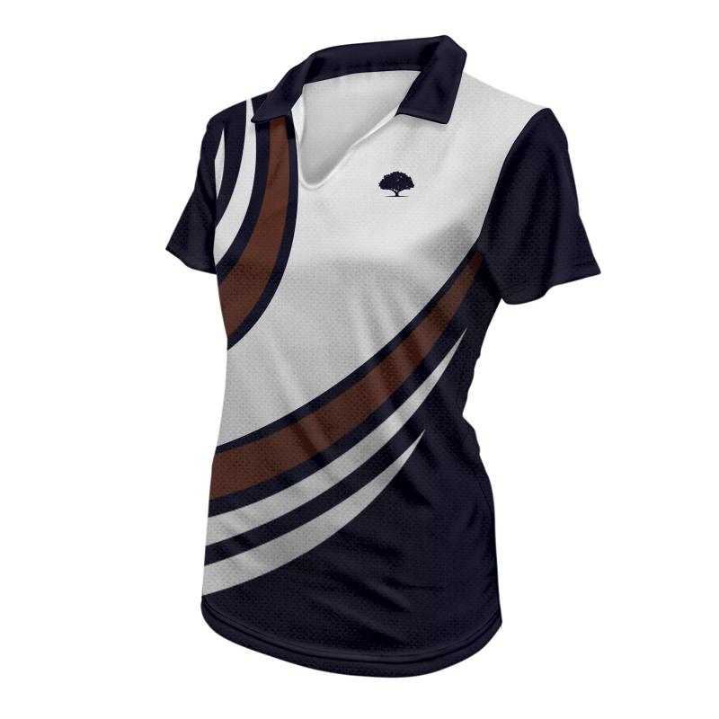 Ladies Custom Athletics Polo 023