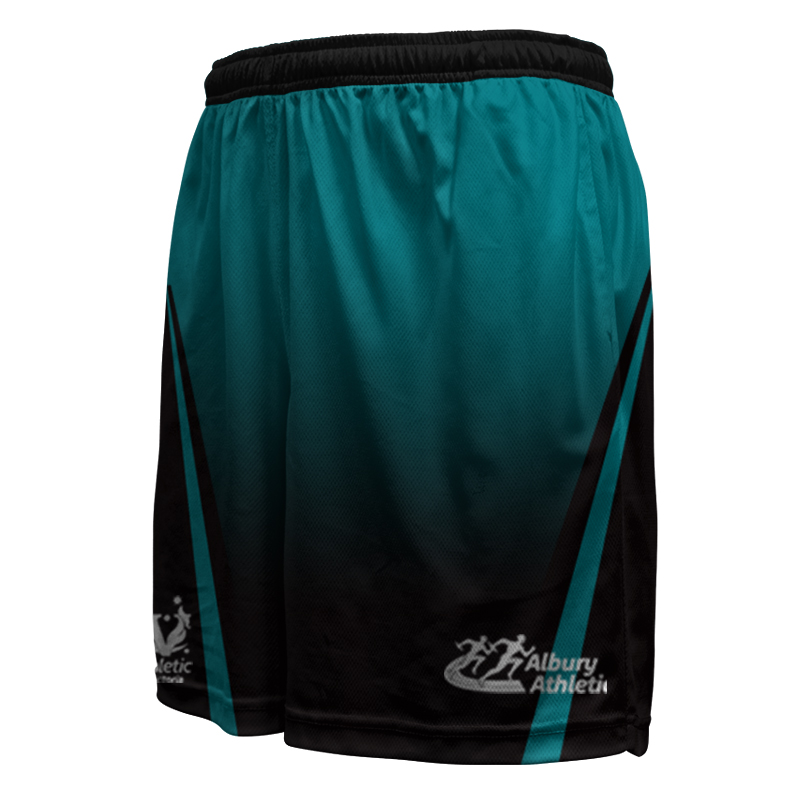 Unisex Custom Athletics Leisure Shorts 003