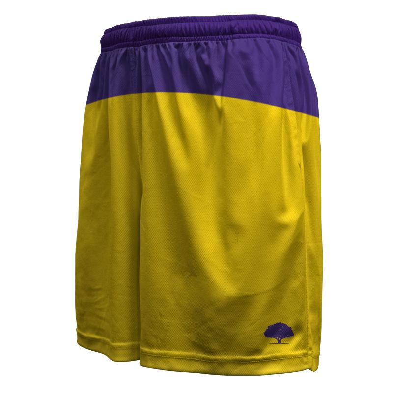 Unisex Custom Athletics Leisure Shorts 018