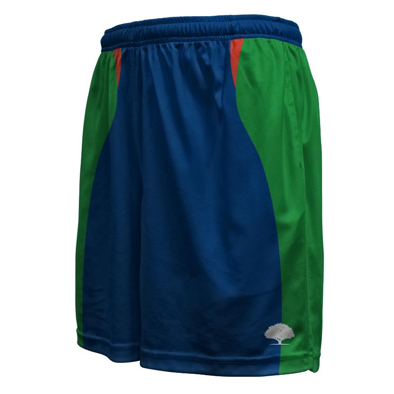 Unisex Custom Athletics Leisure Shorts 022