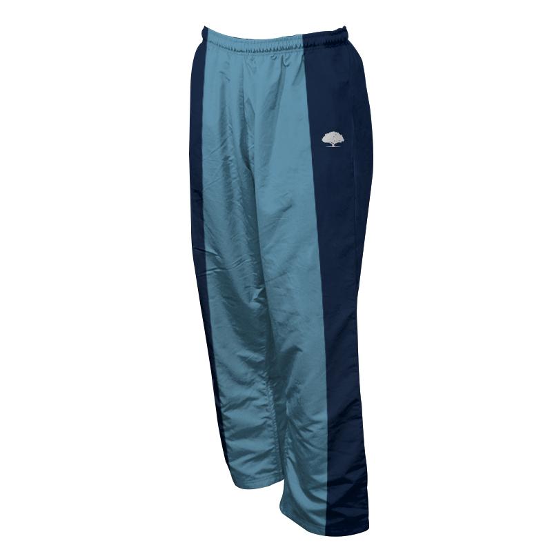 Unisex Custom Athletics Microfiber Track Pants with Zips 011