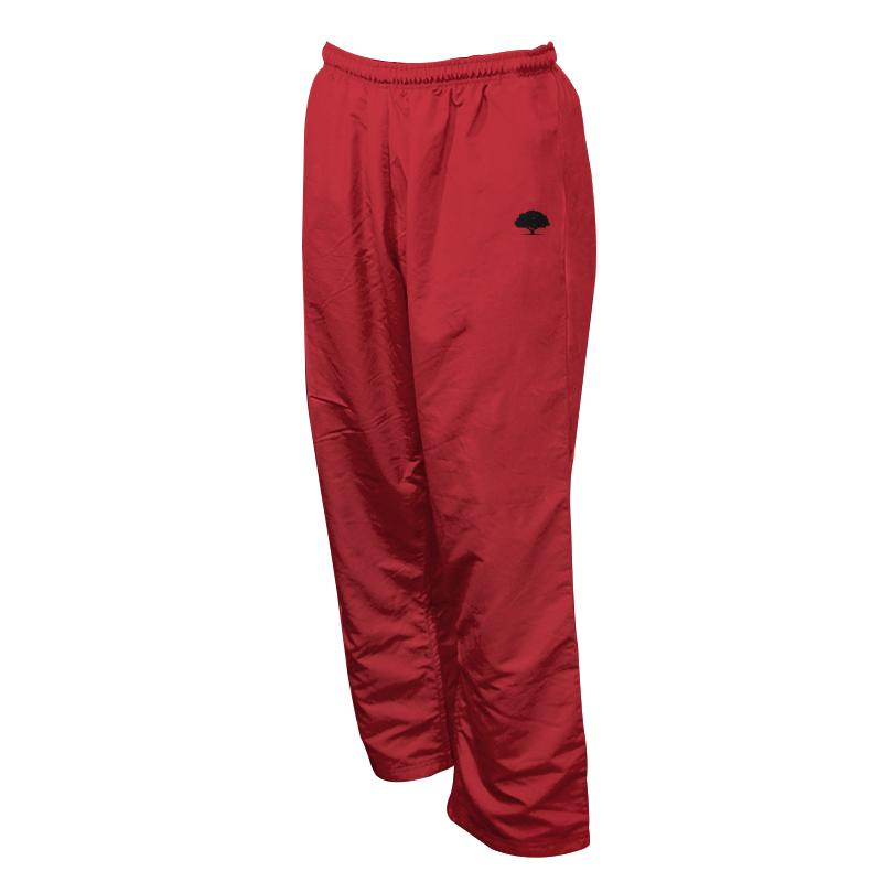 Unisex Custom Athletics Microfiber Track Pants with Zips 015