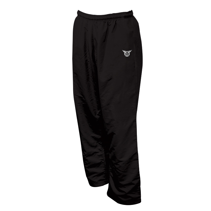 Unisex Custom Athletics Microfiber Track Pants with Zips 016