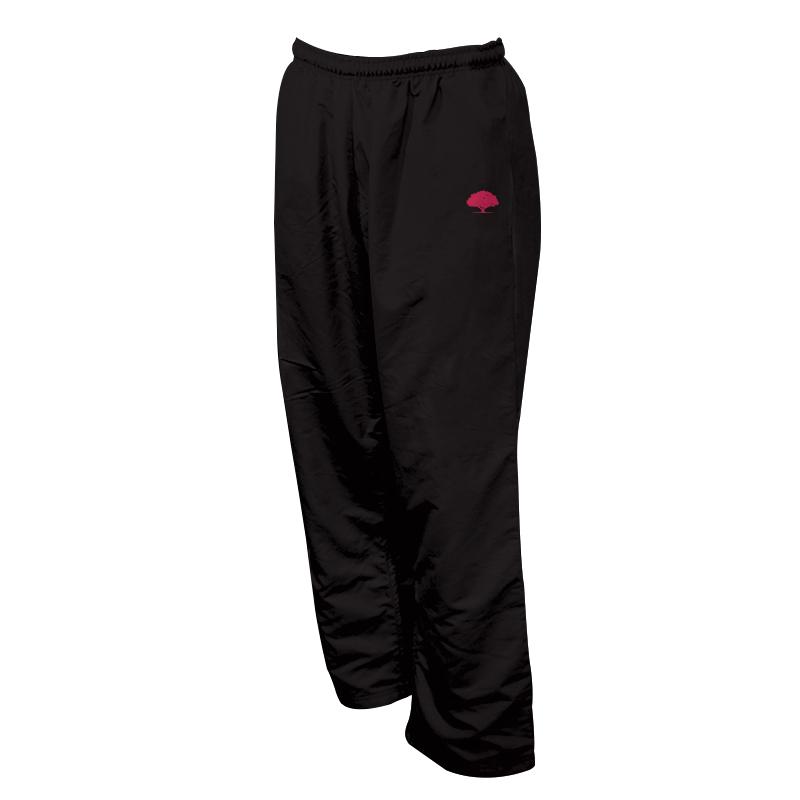 Unisex Custom Athletics Microfiber Track Pants with Zips 021