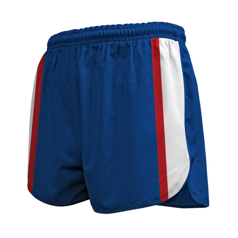 Ladies Custom Athletics Shorts 002