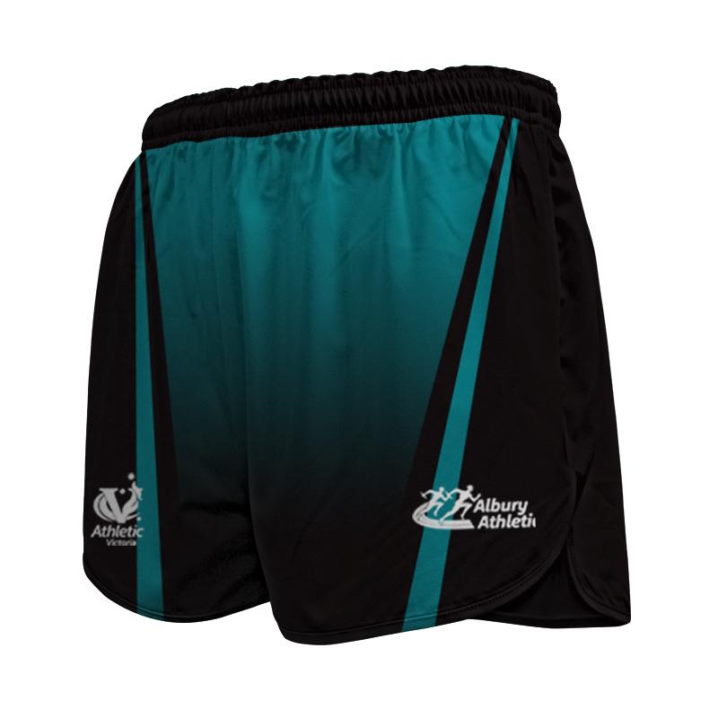Ladies Custom Athletics Shorts 003