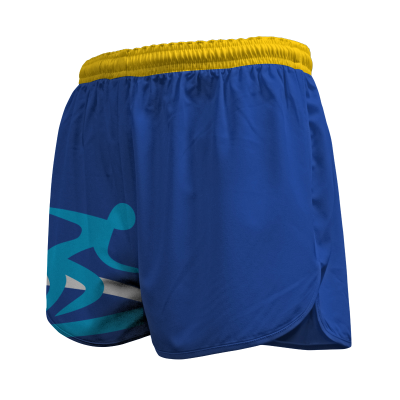 Unisex Custom Athletics Shorts 017