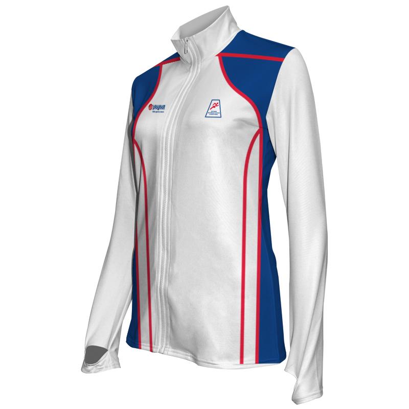 Ladies Custom Athletics Activewear Jacket 002
