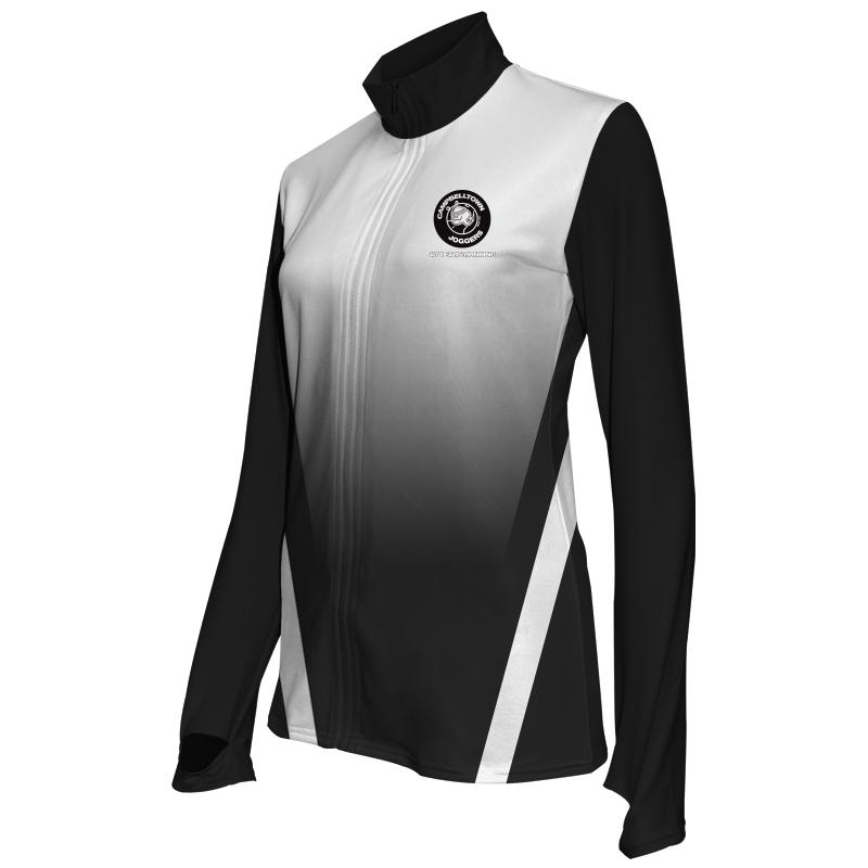 Ladies Custom Athletics Activewear Jacket 004