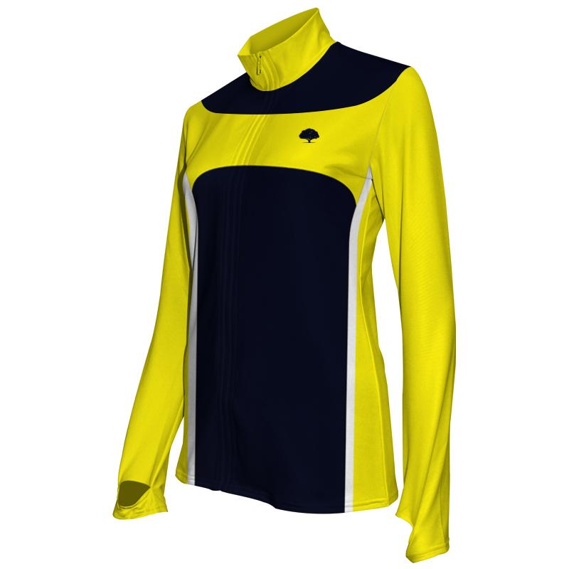 Ladies Custom Athletics Activewear Jacket 007