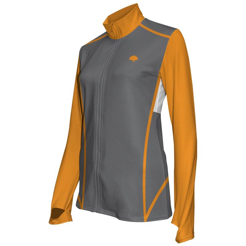 Ladies Custom Athletics Activewear Jacket 008