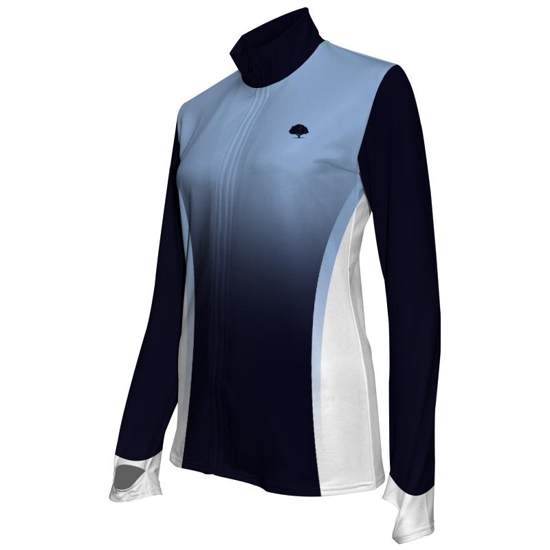 Ladies Custom Athletics Activewear Jacket 014