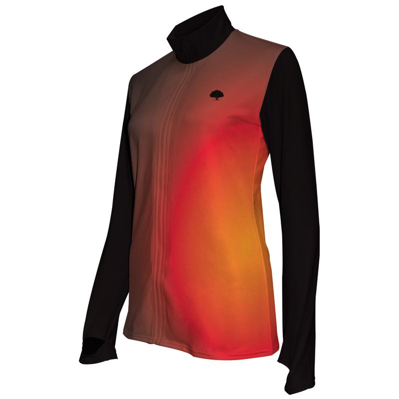 Ladies Custom Athletics Activewear Jacket 015