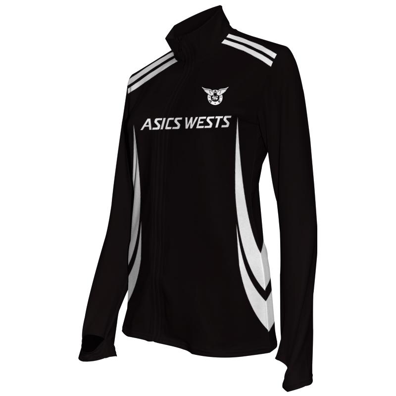 Ladies Custom Athletics Activewear Jacket 016