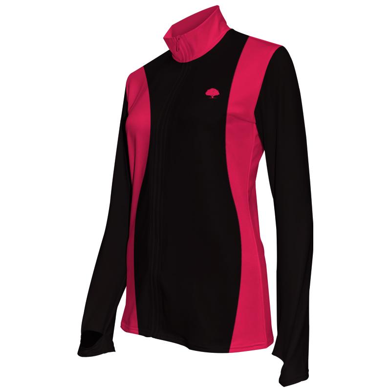 Ladies Custom Athletics Activewear Jacket 021