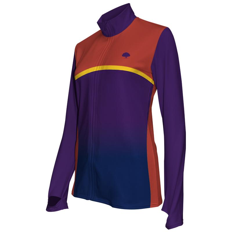 Ladies Custom Athletics Activewear Jacket 024