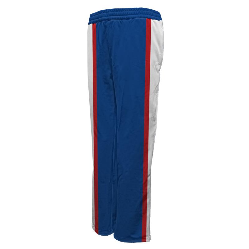 Ladies Custom Athletics Activewear Track Pants 002