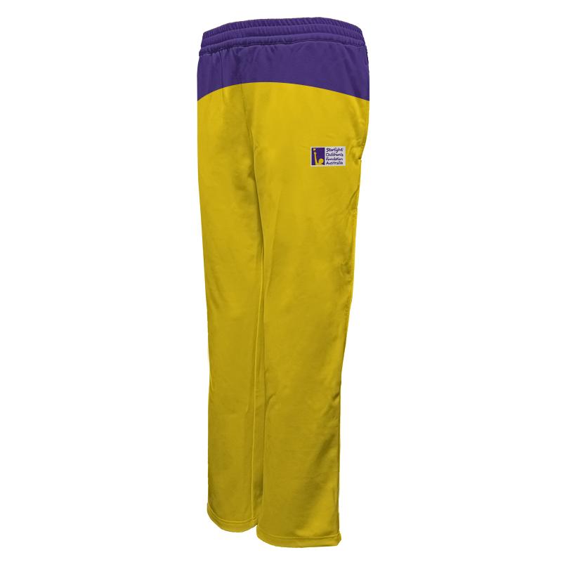 Ladies Custom Athletics Activewear Track Pants 018
