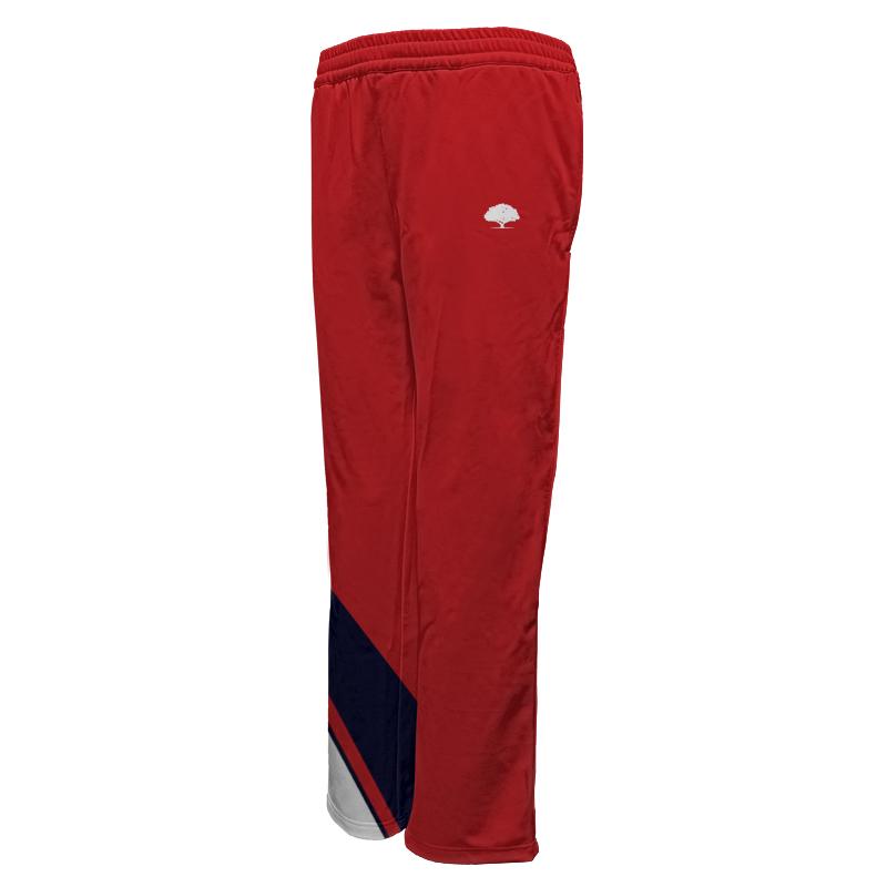 Ladies Custom Athletics Activewear Track Pants 020