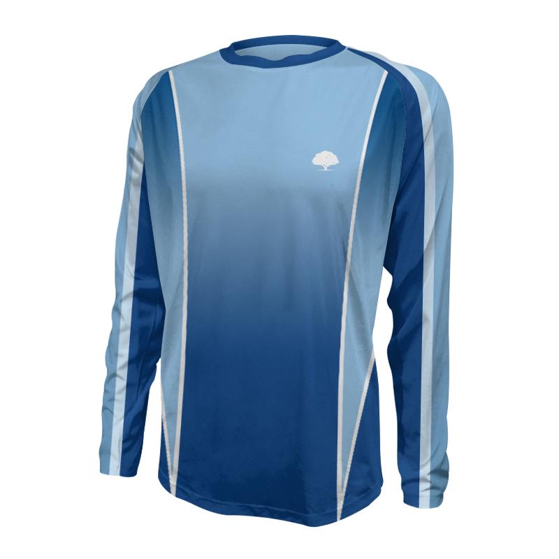 Unisex Custom Athletics Long Sleeve Tee 006