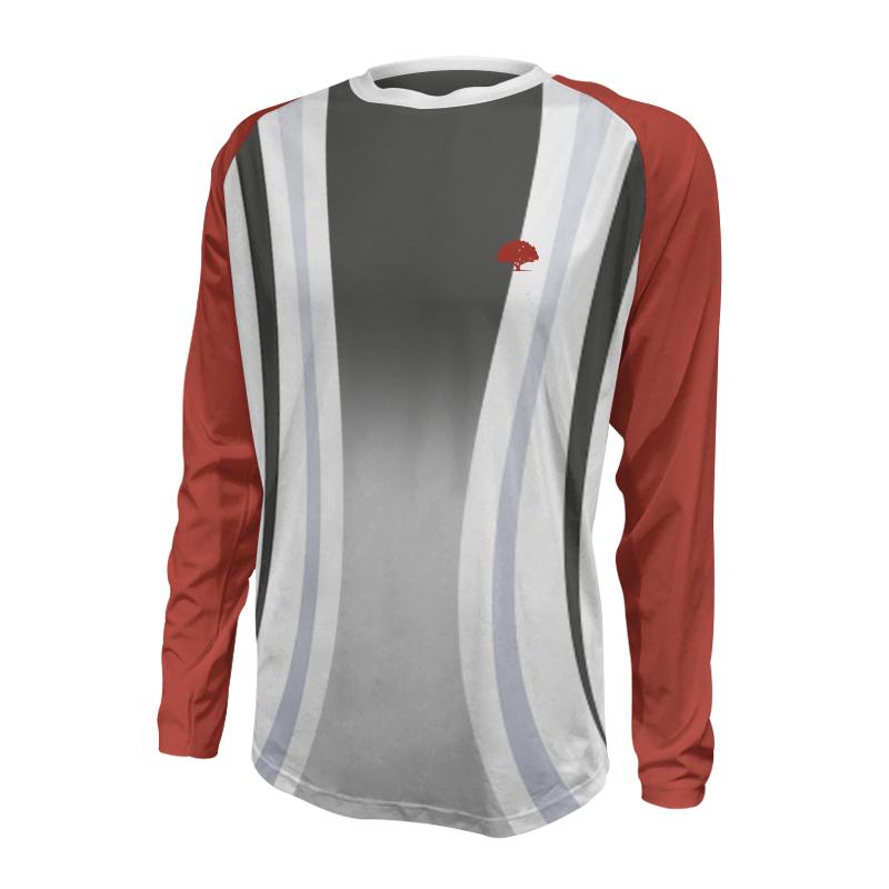 Unisex Custom Athletics Long Sleeve Tee 013