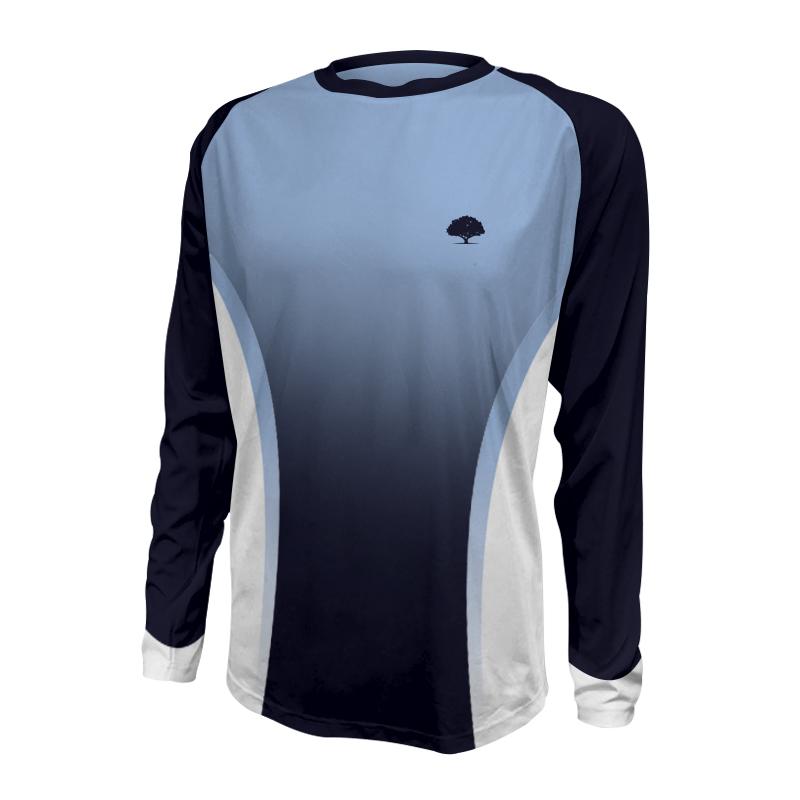 Unisex Custom Athletics Long Sleeve Tee 014