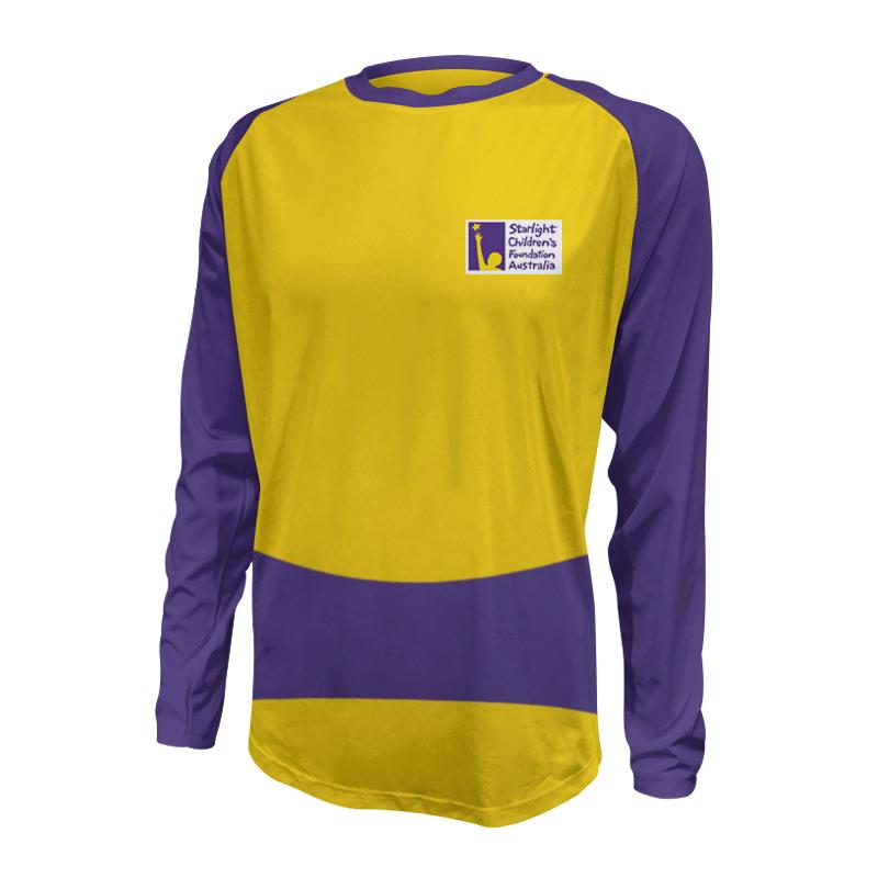 Unisex Custom Athletics Long Sleeve Tee 018