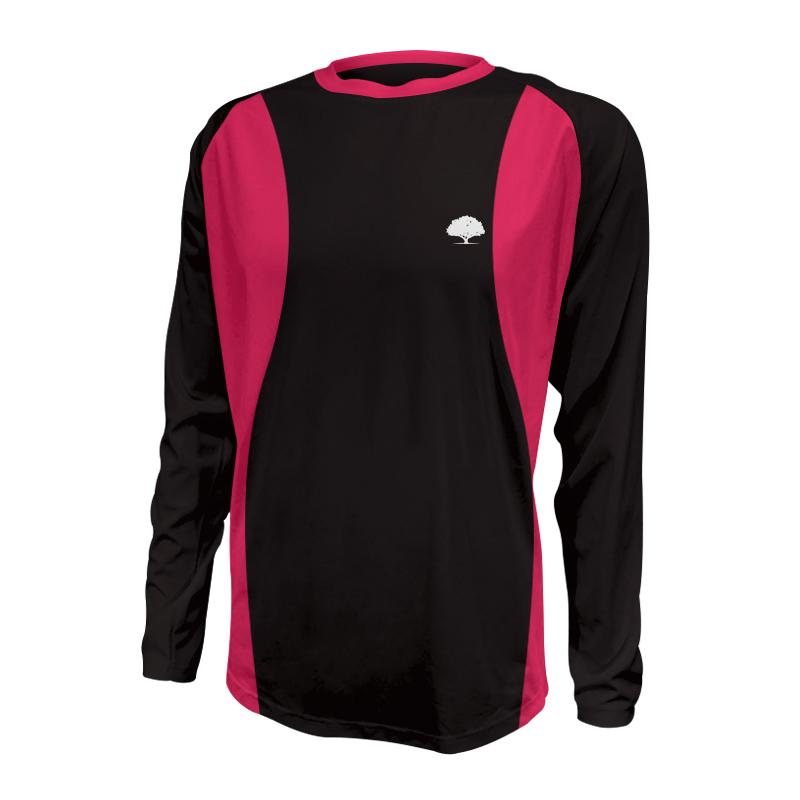 Unisex Custom Athletics Long Sleeve Tee 021