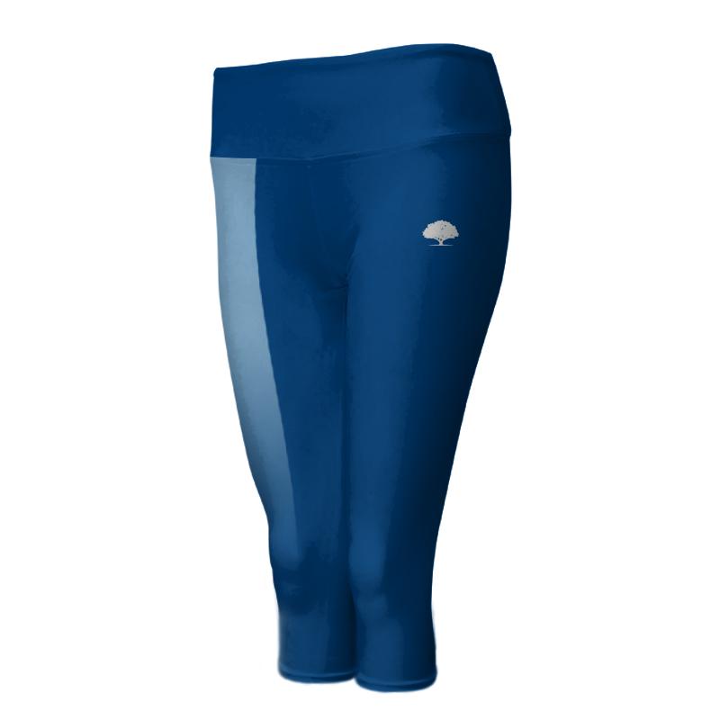 Ladies Custom Athletics ¾ Length Comfort Tights 006