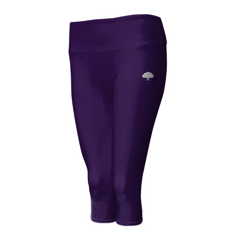 Ladies Custom Athletics ¾ Length Comfort Tights 024