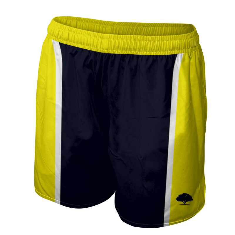 Ladies Custom Athletics Sports Shorts 007