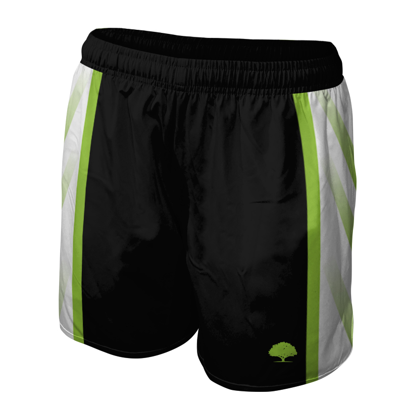 Ladies Custom Athletics Sports Shorts 009