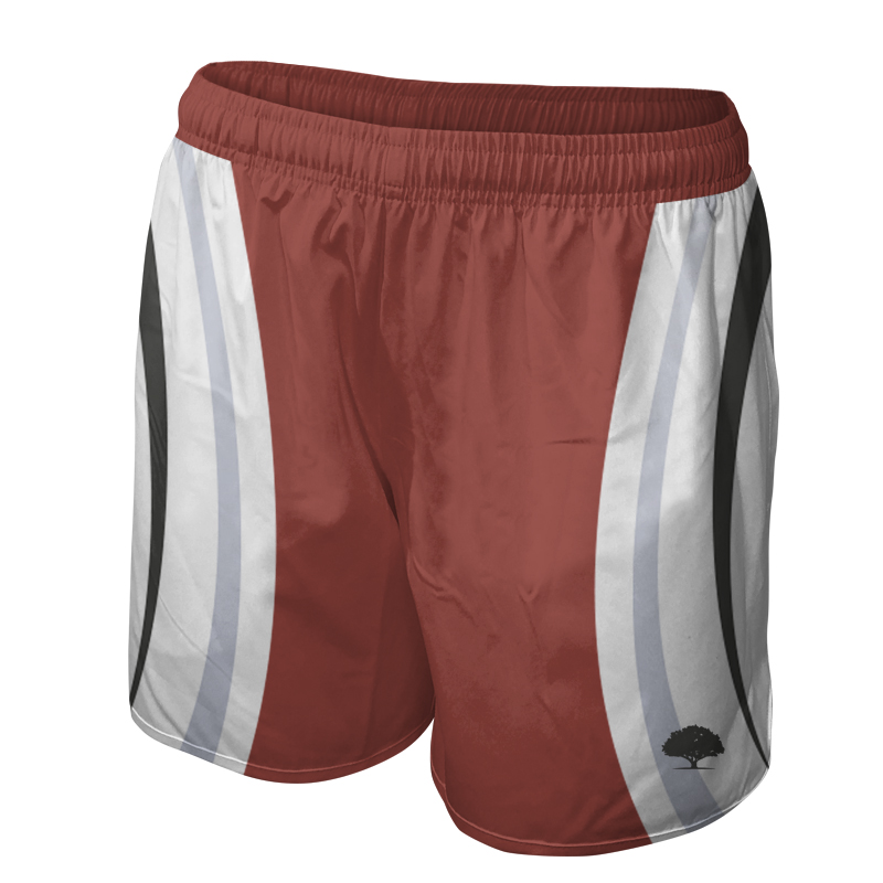 Ladies Custom Athletics Sports Shorts 013