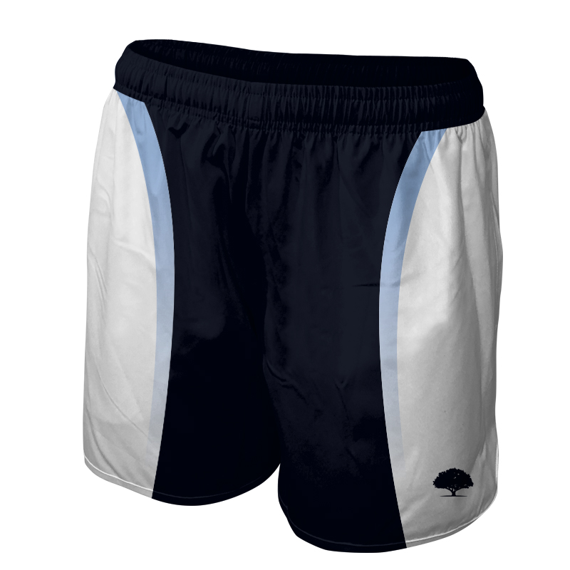 Ladies Custom Athletics Sports Shorts 014