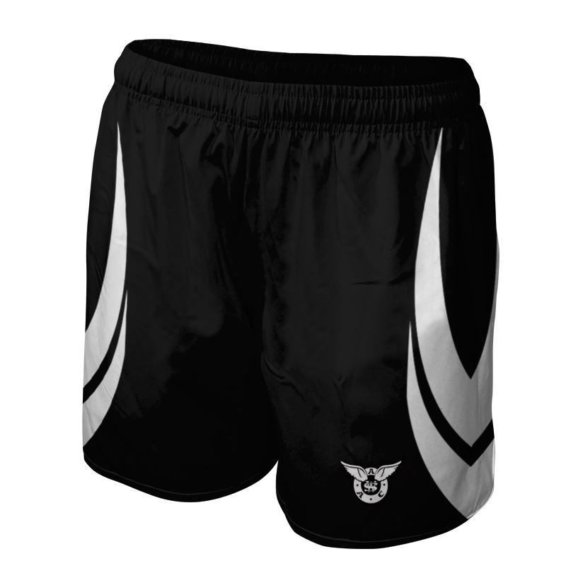 Ladies Custom Athletics Sports Shorts 016