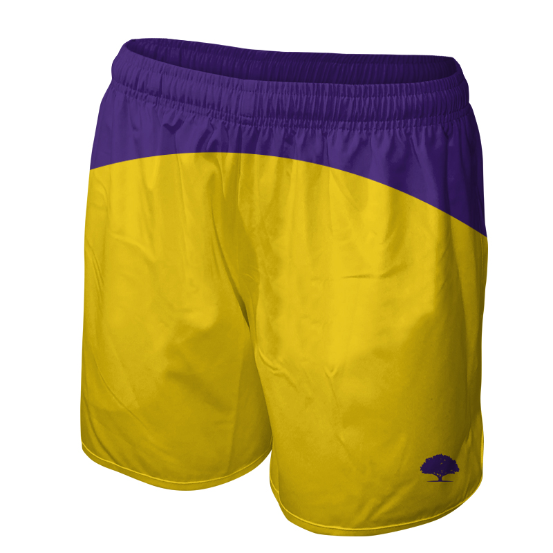 Ladies Custom Athletics Sports Shorts 018