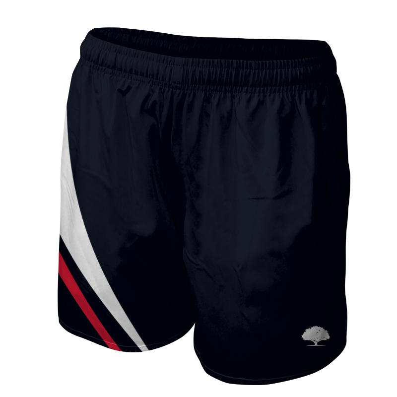 Ladies Custom Athletics Sports Shorts 019