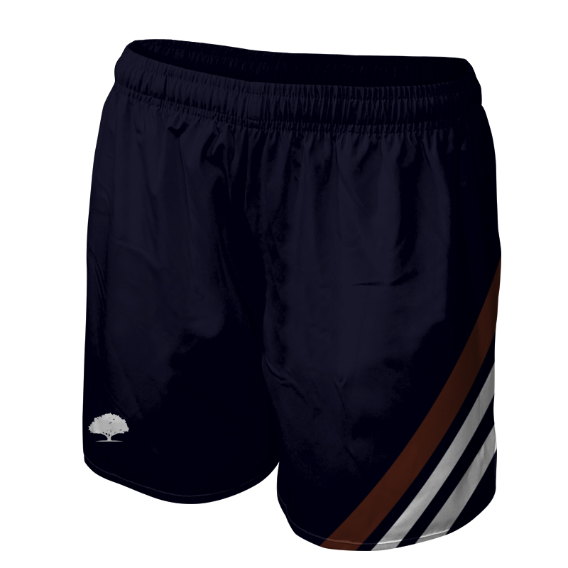 Ladies Custom Athletics Sports Shorts 023