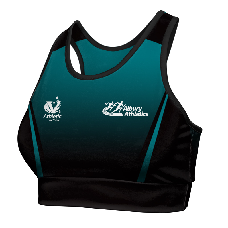 Ladies Custom Athletics Racer Back Crop 003