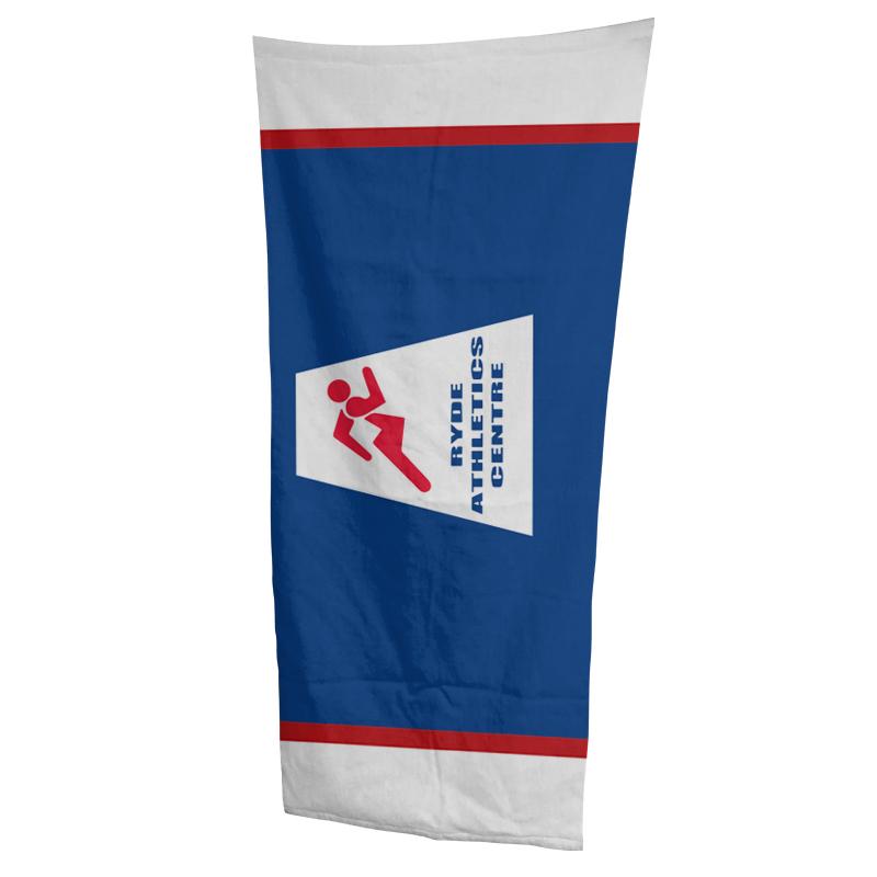 Custom Athletics Sports Towel 002