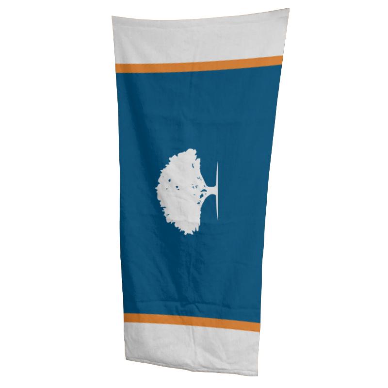 Custom Athletics Sports Towel 010