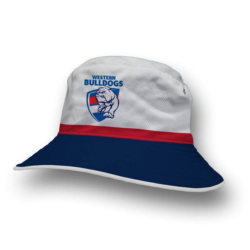 Custom Bucket Hat - Western Bulldogs
