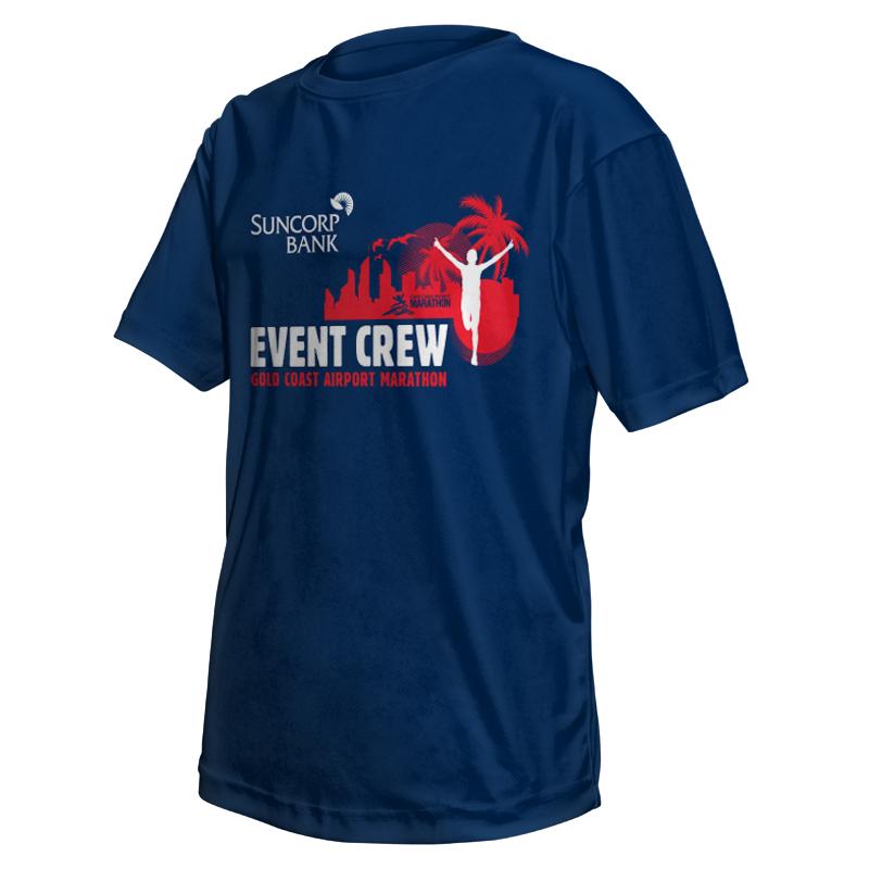 2011 GCM Event Crew Tee