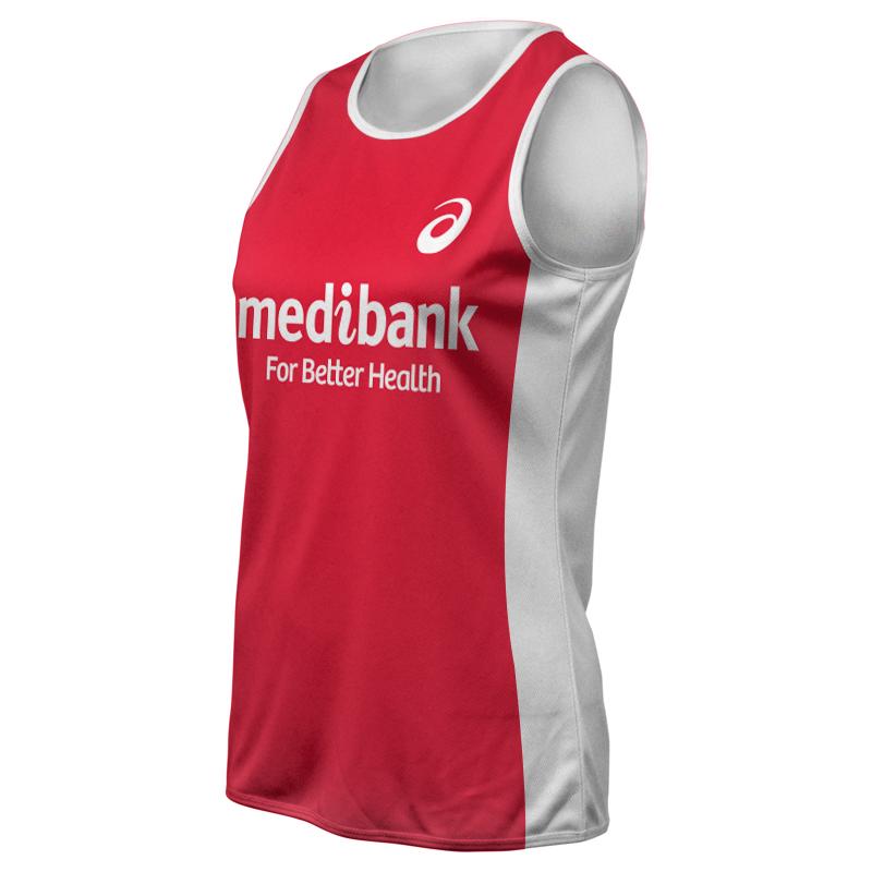 2018 Medibank Event Singlets
