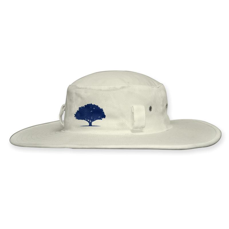 Custom Cricket Hard Brim Cricket Hat 002