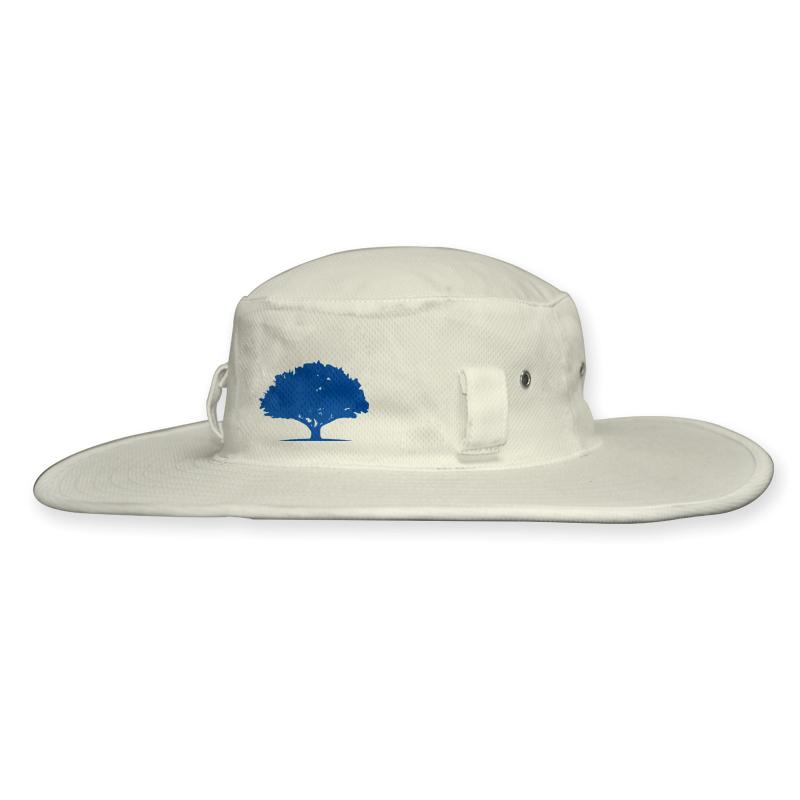 Custom Cricket Hard Brim Cricket Hat 004