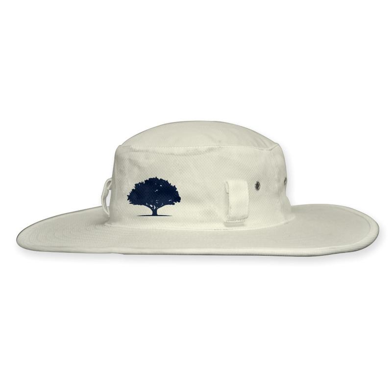 Custom Cricket Hard Brim Cricket Hat 009