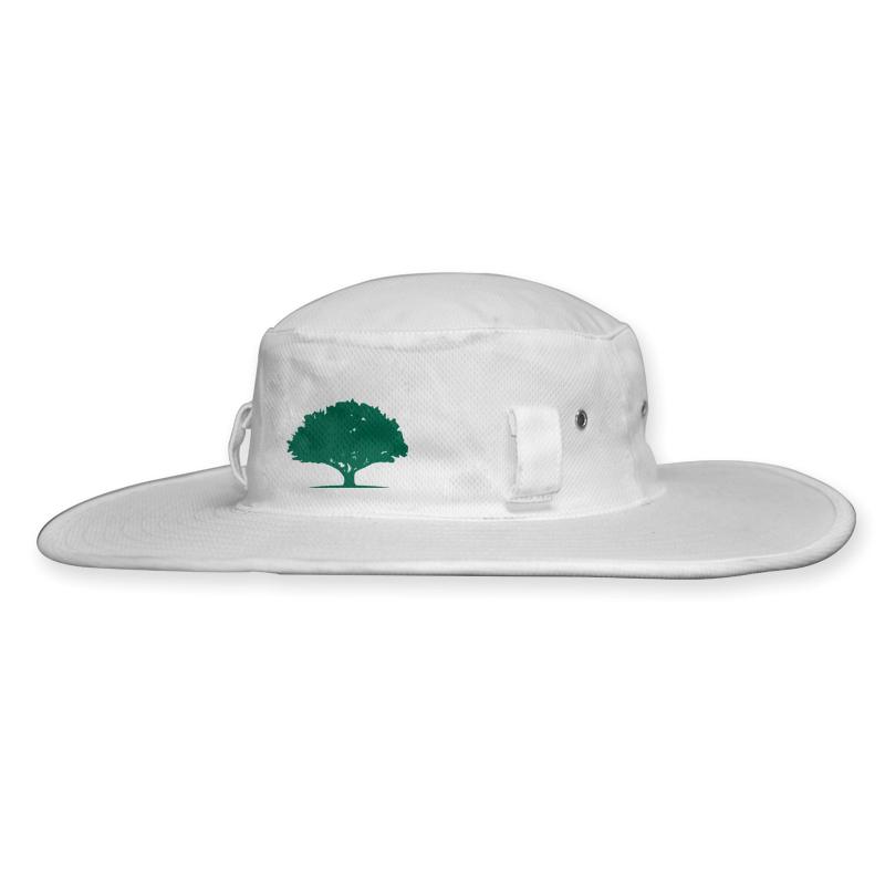 Custom Cricket Hard Brim Cricket Hat 011