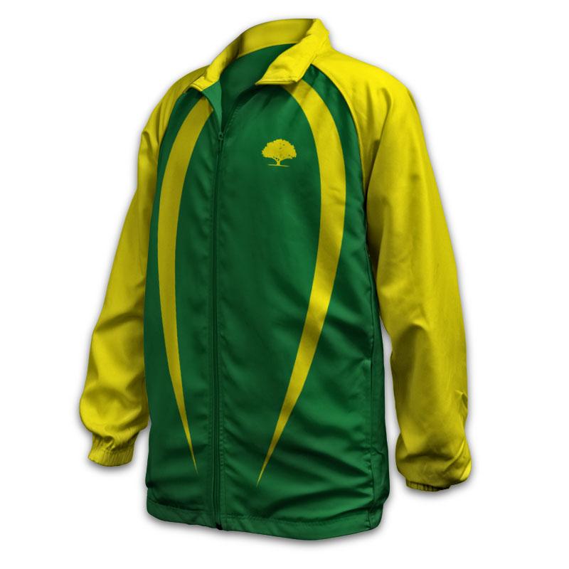 Custom Cricket Team Jacket 007